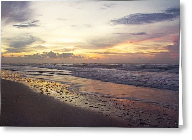 Topsail Island Greeting Cards - No Words Greeting Card by Betsy C  Knapp