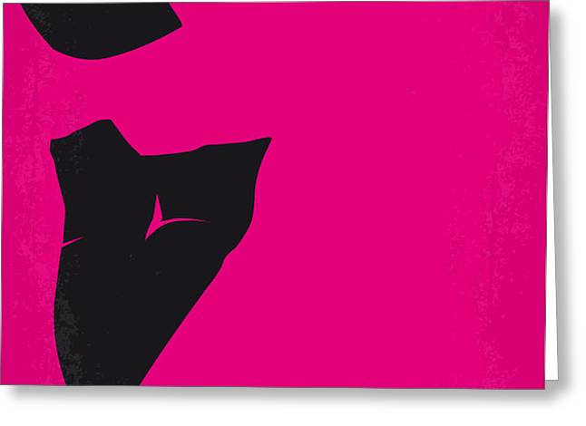 No307 My Pretty Woman minimal movie poster Greeting Card by Chungkong Art