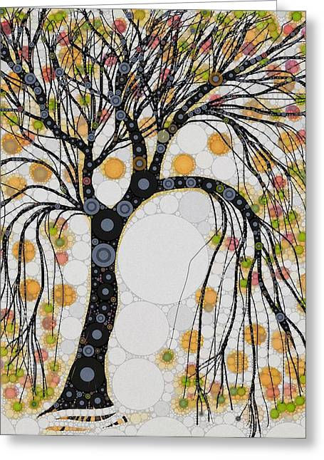 Changing Of The Seasons Greeting Cards - Noble Passion Greeting Card by Steven Boland
