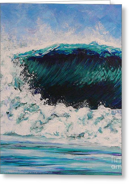 Gayle Utter Greeting Cards - North Shore Greeting Card by Gayle Utter