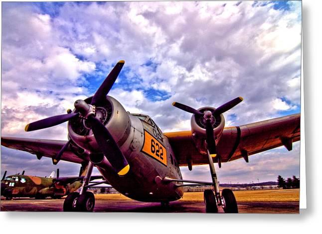 Aviation Pioneers Greeting Cards - Northrop YC 125B Raider Greeting Card by Dan Sproul