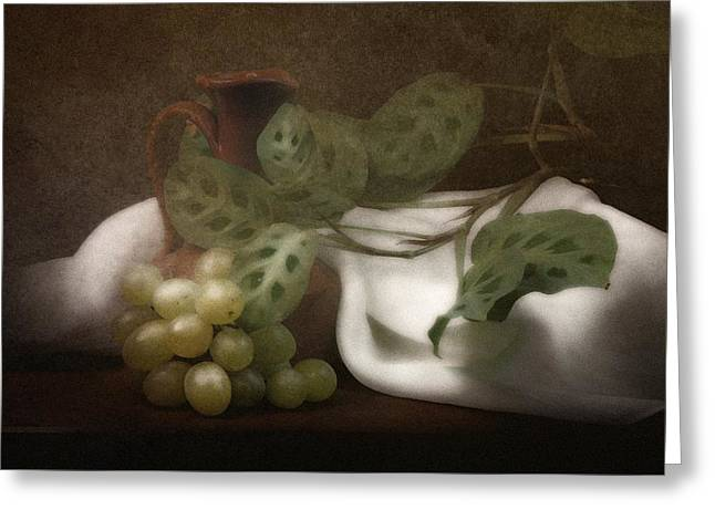 Dreamy Food Photography Greeting Cards - Nostalgia Greeting Card by Hugo Bussen