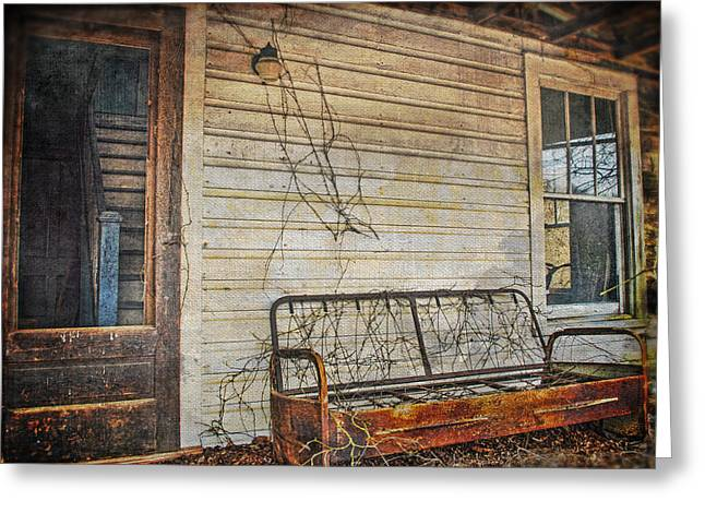 Kathy Jennings Photography Greeting Cards - Now Forgotten Greeting Card by Kathy Jennings