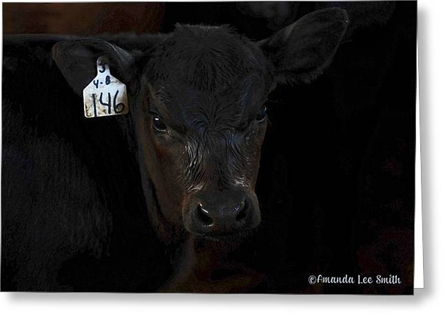 Ranch Greeting Cards - Number 146 Greeting Card by Amanda Smith