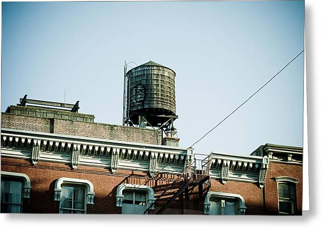 Darren Greeting Cards - Nyc Tower 13 Greeting Card by Newyorkcitypics Bring your memories home