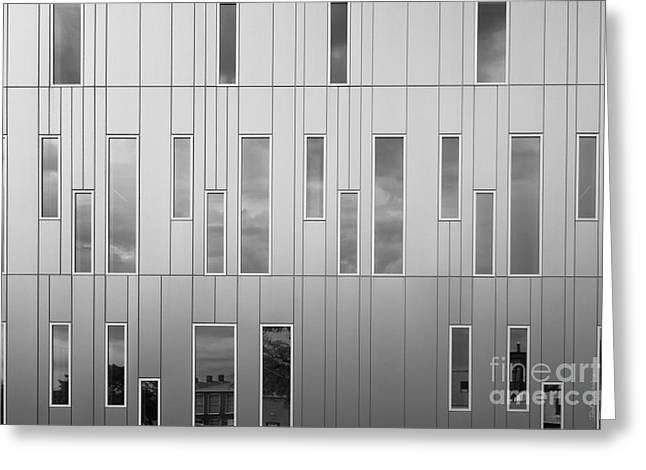 Oberlin College Kohl Building Greeting Card by University Icons