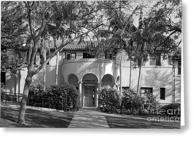 Occidental College Erdman Hall Greeting Card by University Icons
