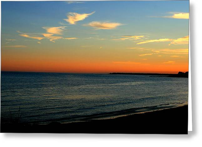 Neal Eslinger Photography Greeting Cards - Ocean Hues No. 2 Greeting Card by Neal  Eslinger