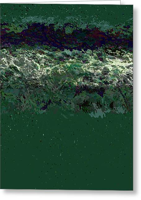 Ocean Series 40 Greeting Card by Franco Timitilli