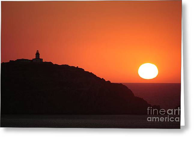 Gorgeous Sunset Greeting Cards - Ocean sunset #2 Greeting Card by Pixel Chimp