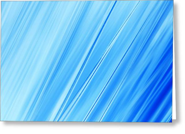 Original Photographs Greeting Cards - Oceans Greeting Card by Dazzle Zazz