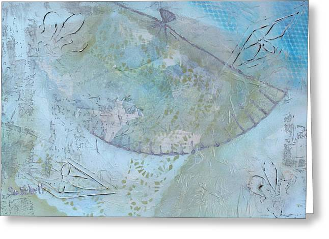 Consequences Greeting Cards - Of Consequence Greeting Card by Maura Satchell