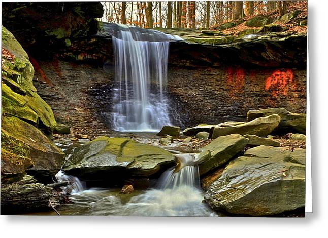Tremendous Greeting Cards - Ohio Beauty Greeting Card by Frozen in Time Fine Art Photography