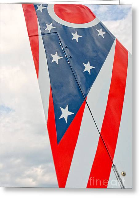 Ohio History Greeting Cards - Ohio Birthplace of Aviation Greeting Card by Brian Mollenkopf