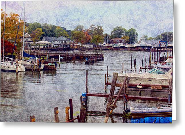 Tammy Espino Greeting Cards - Olcott Greeting Card by Tammy Espino
