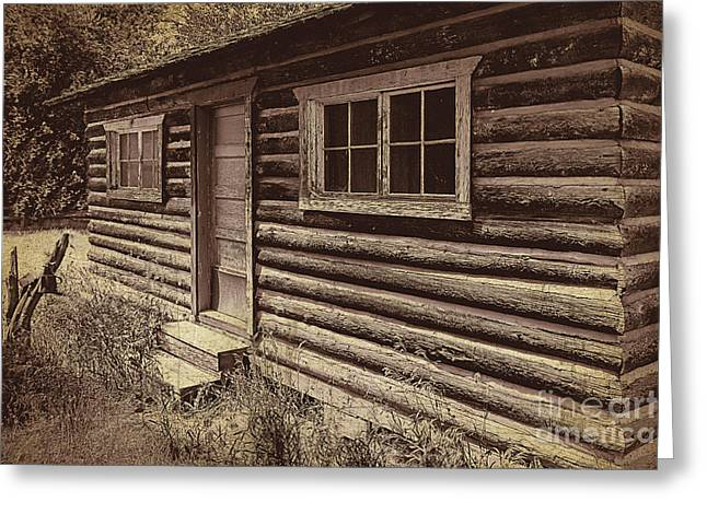 Shack Greeting Cards - Old Colorado Homestead Greeting Card by Janice Rae Pariza