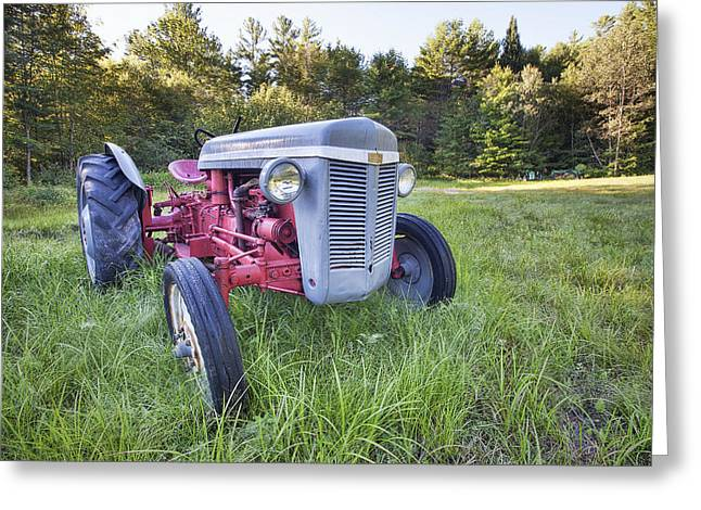 Old Ferguson Greeting Card by Eric Gendron