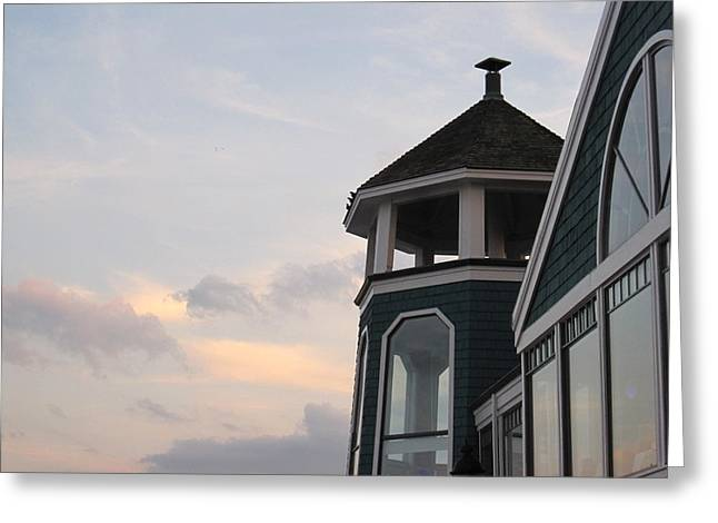 Alexandria Greeting Cards - Old Town Alexandria - 12124 Greeting Card by DC Photographer