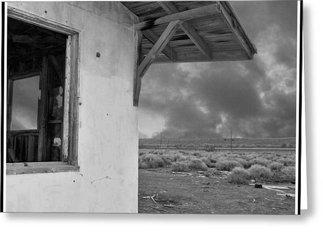 Once Upon A Time In The Desert... Greeting Card by Glenn McCarthy Art and Photography