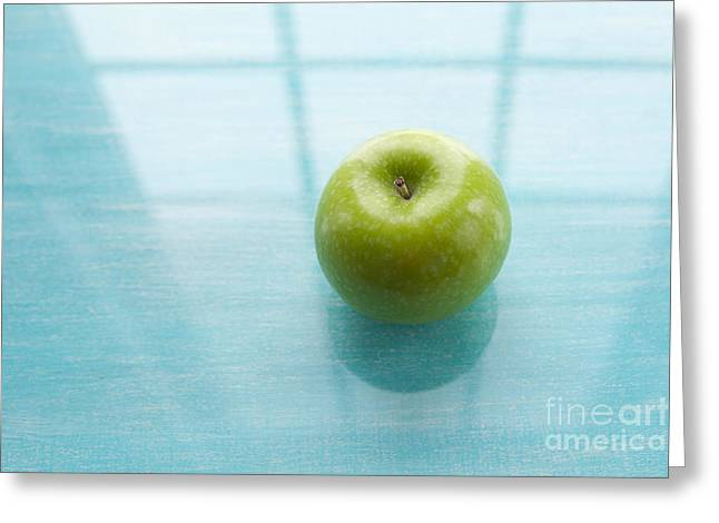Kitchen Wall Greeting Cards - One A Day Greeting Card by Kay Pickens
