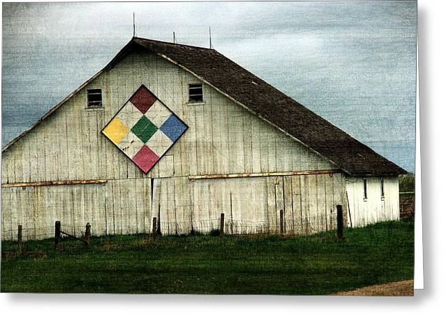 Barn Greeting Cards - Only Memories Greeting Card by Cassie Peters