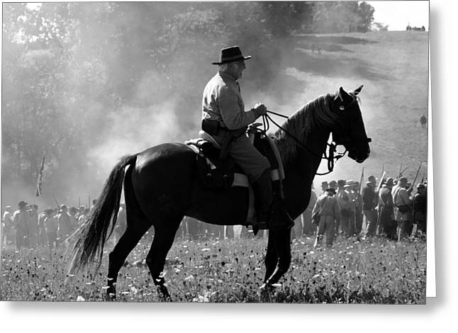 150th Commemoration Digital Art Greeting Cards - Onward to Websters Hill - Perryville KY Greeting Card by Thia Stover