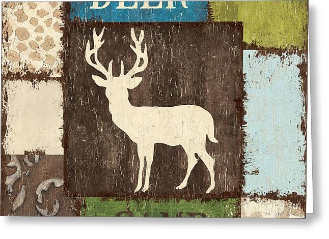 Camping Greeting Cards - Open Season 2 Greeting Card by Debbie DeWitt