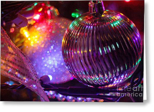 Gingrich Photography Digital Art Greeting Cards - Ornaments-1943 Greeting Card by Gary Gingrich Galleries