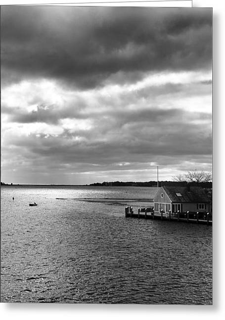 Osterville 2 Greeting Card by Keith Woodbury