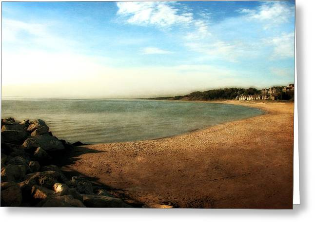 Photograph Greeting Card featuring the photograph Ottawa Beach State Park by Michelle Calkins