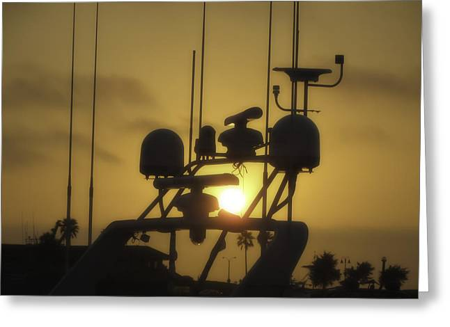Sundown Framed Prints Greeting Cards - Our Next Adventure Greeting Card by David Millenheft