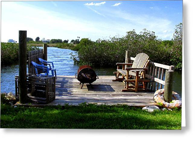 Outdoor Life Art Prints Greeting Cards - Outdoor Life Greeting Card by Buzz Coe