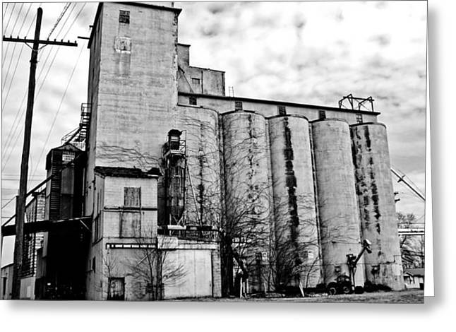 Outskirts Of Town Greeting Card by Off The Beaten Path Photography - Andrew Alexander