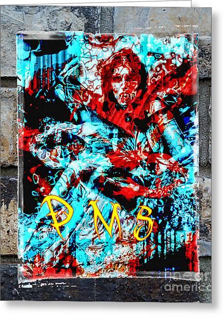 Dantzler Photo Art For Sale Greeting Cards - P  M  S Greeting Card by Andrew Govan Dantzler