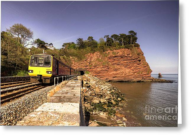 First-class Greeting Cards - Pacer at Parsons Tunnel Greeting Card by Rob Hawkins