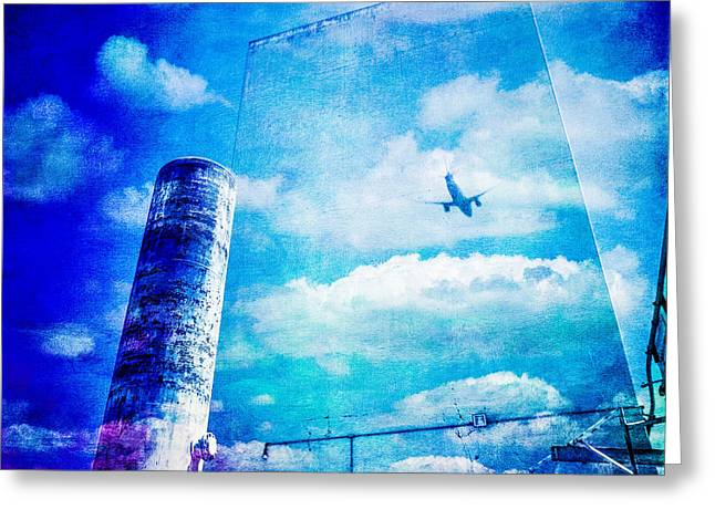 Manufacturing Greeting Cards - Pacific Airmotive Corp 30 Greeting Card by YoPedro