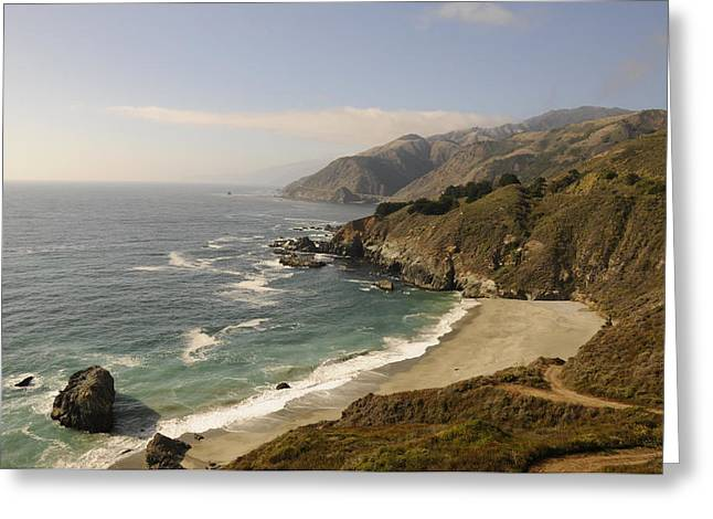 Pch Greeting Cards - Pacific Coast Greeting Card by Jeff Dalton