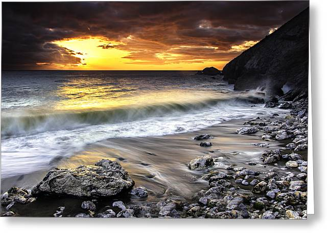 Street Fairs Greeting Cards - Pacifica Coast Greeting Card by PhotoWorks By Don Hoekwater