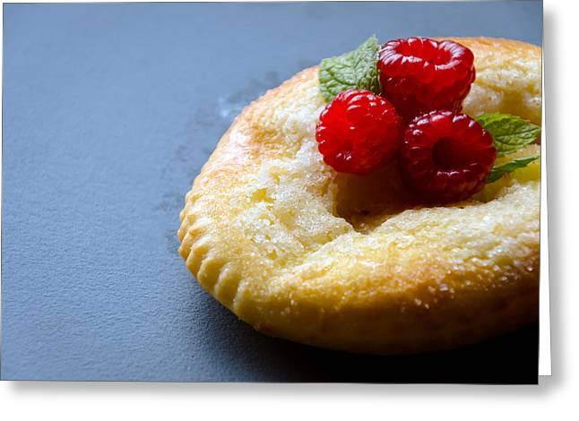 Pan Cakes Greeting Cards - Pain Au Sucre Greeting Card by Jose Flores