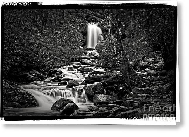 Blurr Greeting Cards - Palatium waterfalls Greeting Card by Paul W Faust -  Impressions of Light