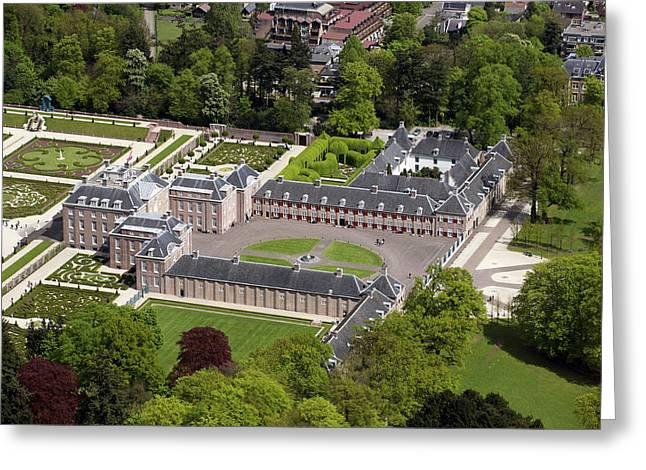 Paleis Het Loo, Apeldoorn Greeting Card by Bram van de Biezen