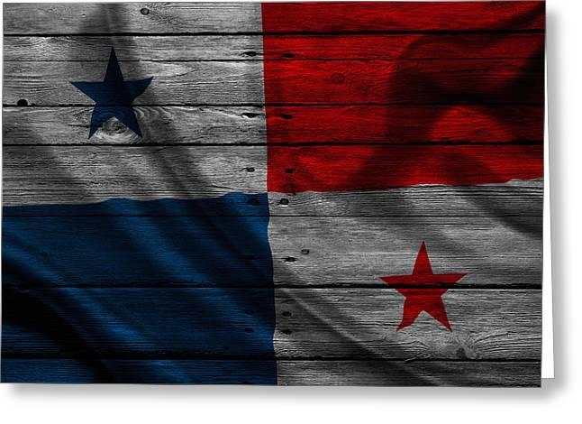 Panama Greeting Cards - Panama Greeting Card by Joe Hamilton