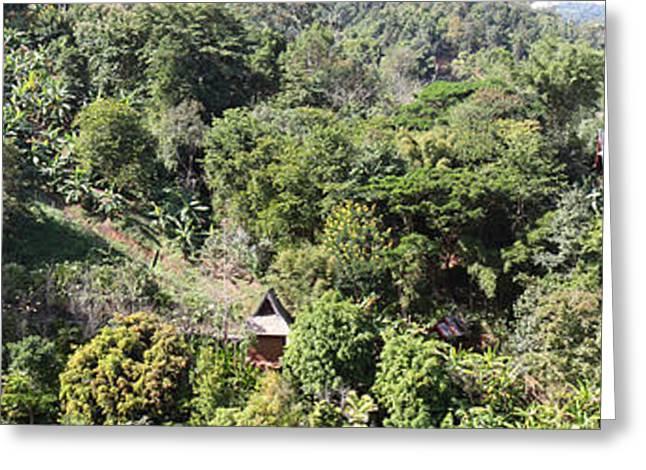 Spa Greeting Cards - Panviman Chiang Mai Spa and Resort - Chiang Mai Thailand - 01132 Greeting Card by DC Photographer