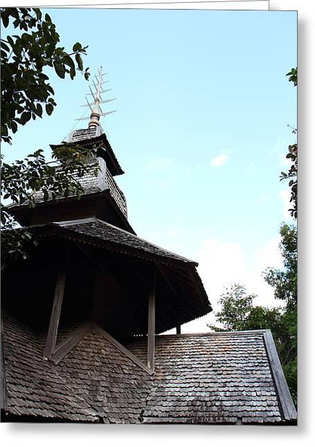 Panviman Chiang Mai Spa And Resort - Chiang Mai Thailand - 011325 Greeting Card by DC Photographer