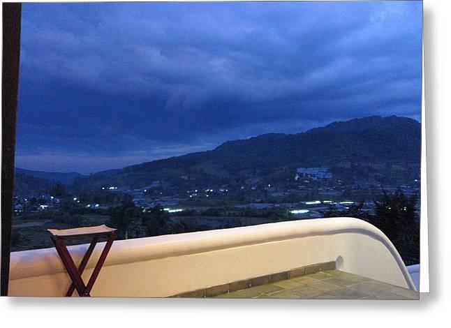 Spa Greeting Cards - Panviman Chiang Mai Spa and Resort - Chiang Mai Thailand - 011377 Greeting Card by DC Photographer