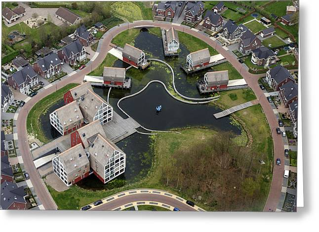 Gelderland Greeting Cards - Parelhorst, Nunspeet Greeting Card by Bram van de Biezen