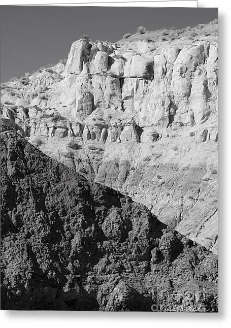 Toadstools Greeting Cards - Paria Utah I Greeting Card by David Gordon
