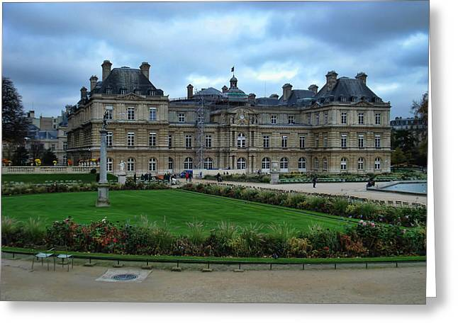 Greeting Cards - Paris Architecture Greeting Card by Paris  France