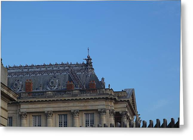 Palace Greeting Cards - Paris France - 011372 Greeting Card by DC Photographer