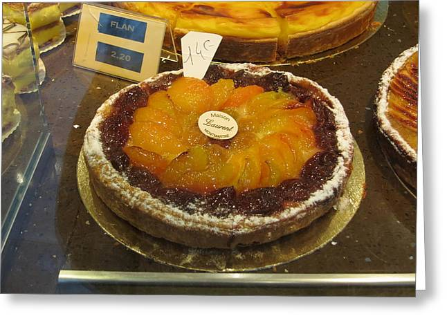 Sweet Greeting Cards - Paris France - Pastries - 121263 Greeting Card by DC Photographer